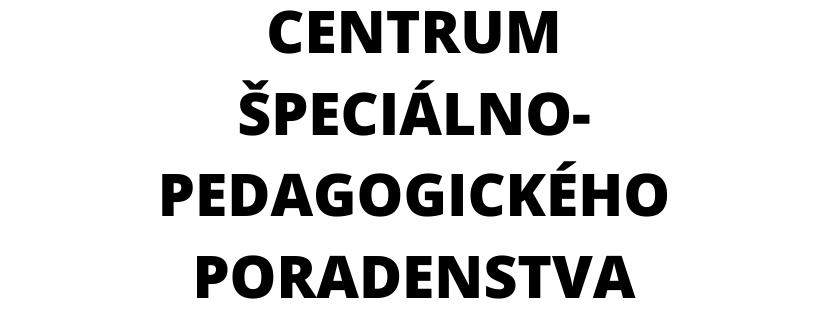 Centrum špeciálno-pedagogického poradenstva Topoľčany