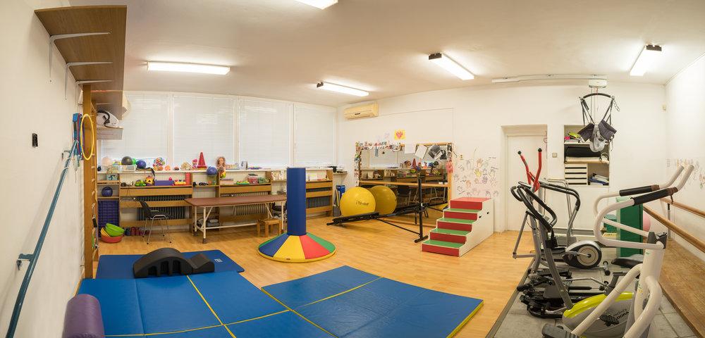 Detské integračné centrum v Trnave - CŠPP